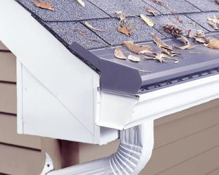 Image result for seamless gutters